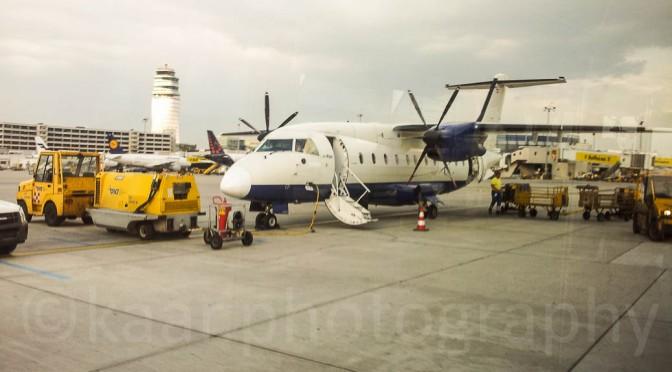 Flying Linz Vienna