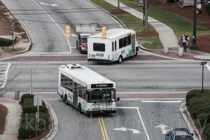 Cliff Campus Shuttle
