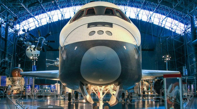Air and Space Museum, Steven F. Udvar-Hazy Center