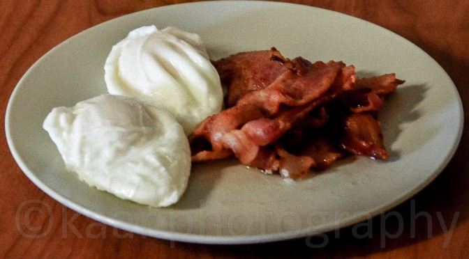 Two Eggs, Poached