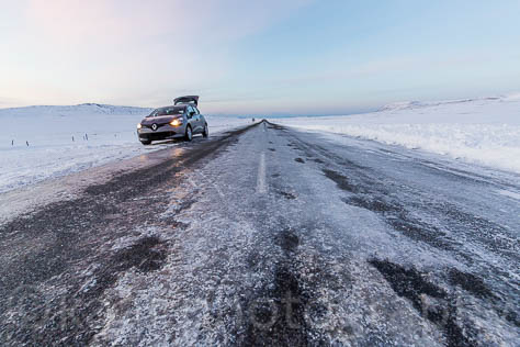 Iceland's Winter Roads