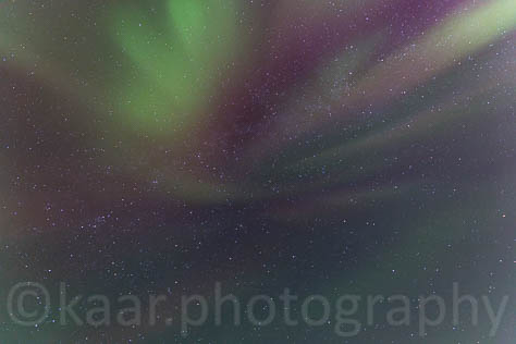 Colors of an Aurora