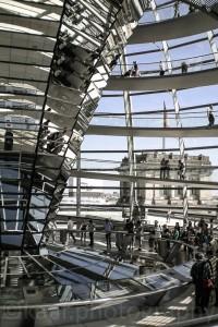 Reichstag Dome (© Elisabeth Girkinger)
