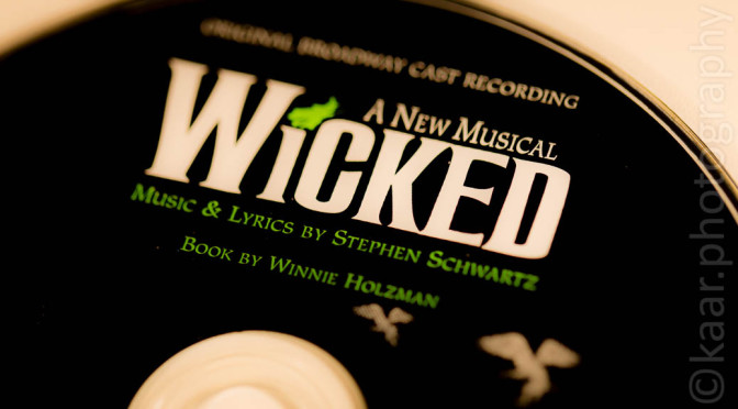 Wicked Cast Album