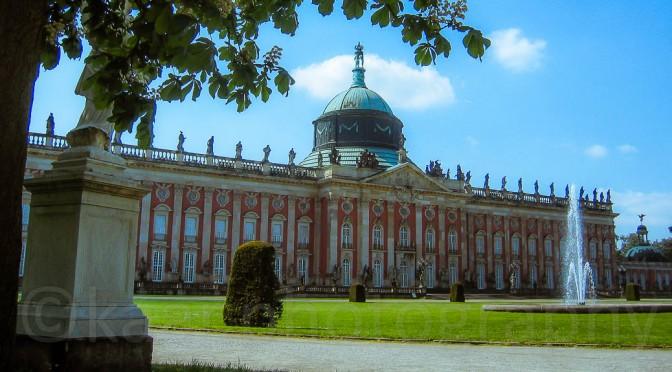 Berlin IV – Potsdam