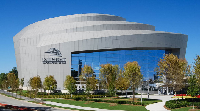 Cobb Energy Performing Arts Centre (Wikipedia)